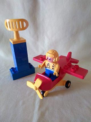 Lego Duplo . Aeroplano