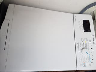 Lavadora de carga superior Indesit