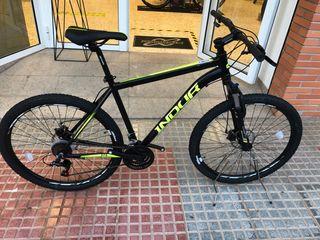 Bicicleta indur