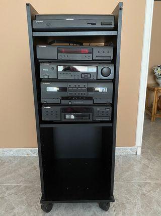 Equipo de música Pioneer