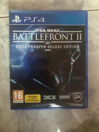 Vendo juego Battlefront 2(Star Wars)