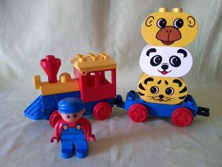 Lego Duplo . Tren de juegos