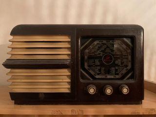 Radio antigua Clarion