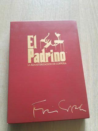 El Padrino. Trilogía en DVD