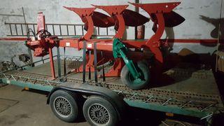 plataforma portacoches tractores
