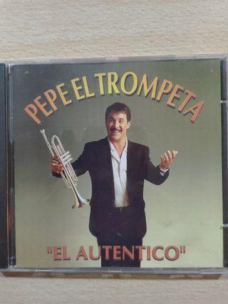 Cd PEPE EL TROMPETA