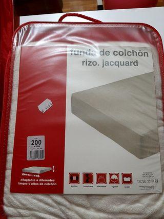 Funda colchón cama 2 metros