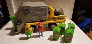 Camión basura.Playmobil