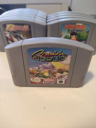 Cruis'N World para Nintendo 64