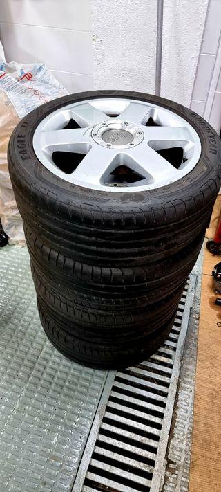 Llantas y neumáticos 5x100 Audi TT 225/45 r17