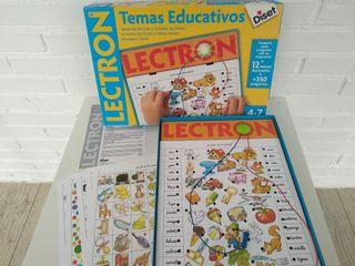 Diset - Lectron Temas Educativos 4-7 años juego