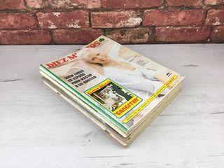 Pack de revistas Diez Minutos años 70