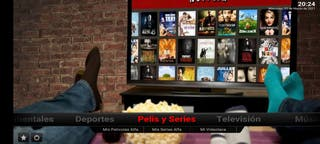 TV BOX EDUCADO 4GB de RAM 64 GB almacenamiento