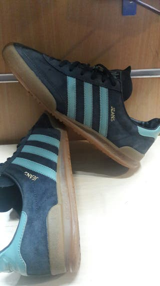 Bambas Adidas jeans talla 43 1/3