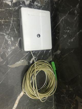 Vendo cable fibra óptica