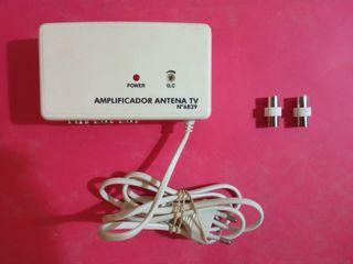 AMPLIFICADOR ANTENA TV