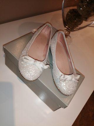 zapato niña 27 corte inglés