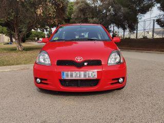 Toyota Yaris 2002 1.5 Turbo sport 106cv