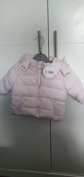 abrigo bebe sin estrenar