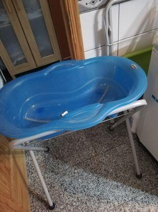 bañera infantil (cubeta + patas)