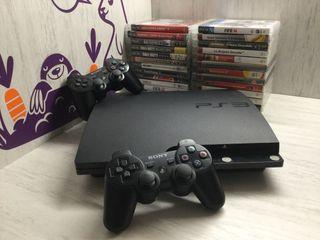 PS3 SLIM 250GB (LEER BIEN LA DESCRIPCIÓN)