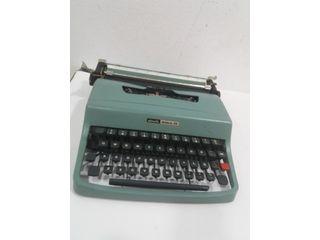 Olivetti - Máquina De Escribir Lettera 32
