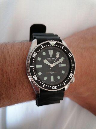 Reloj Seiko 4205 automático Scuba Diver's año 1986