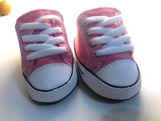 Zapatillas Converse Bebé Rosas