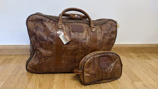 Bolsa y Neceser de viaje