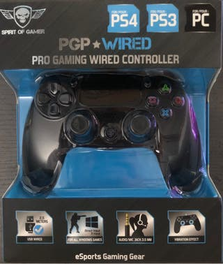 Mando PRO GAMING WIRED CONTROLLER