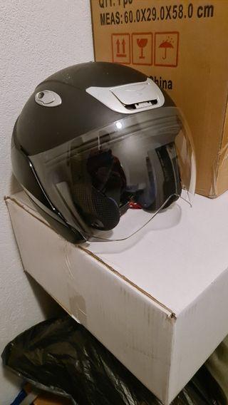 Casqueta moto
