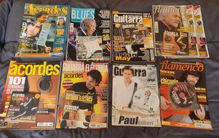 Revistas Guitarra Varias