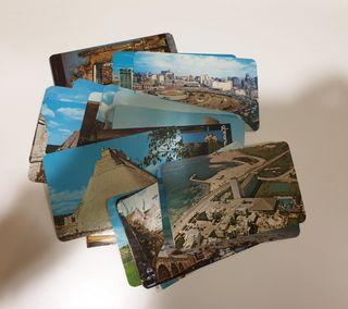 Postales antiguas México
