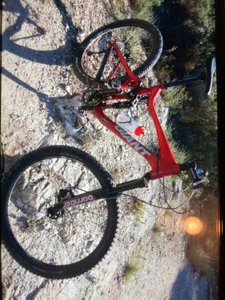 Bicicleta giant reing 2