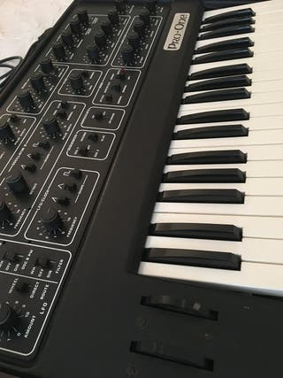 Sintetizador Sequential Circuits Pro One