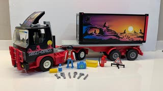 Playmobil Francisco J 3817 Sunset Express