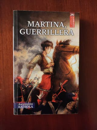 Novela Martina Guerrillera