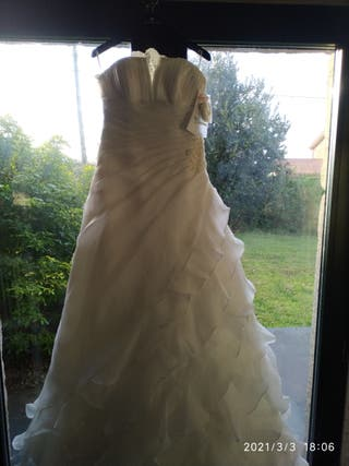 Vestido de novia de muestrario 1