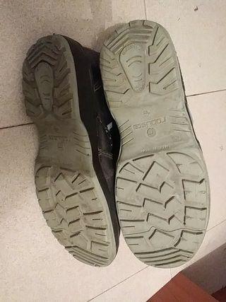 Botas de seguridad Robusta N45
