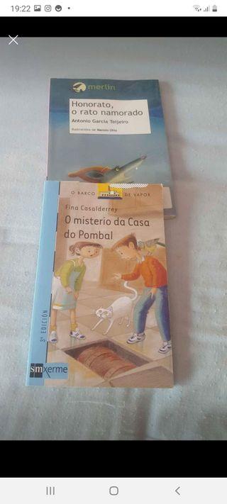 libros lectura infantil en gallego