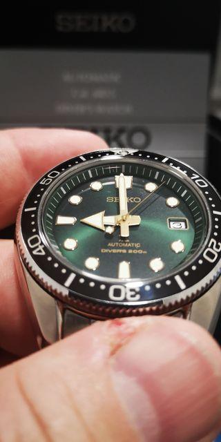 """Seiko SPB105J1 """"Dark Green Sunset"""" Automático"""