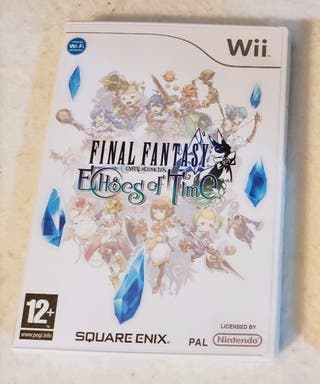 FINAL FANTASY: ECHOES OF TIME.