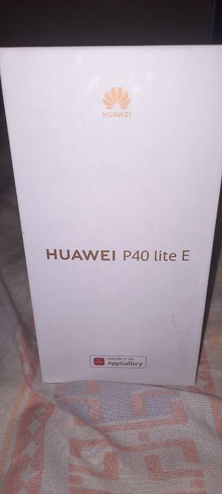 HUAWEI P 40 LITE E (PRECIO NO NEGOCIABLE )