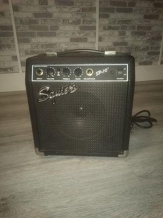 Amplificador Fender Squier SP-10