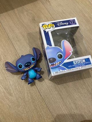 Figura Funko POP Disney Stitch 12