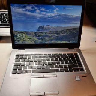 Portatil HP i7 16GB RAM 512 SDD