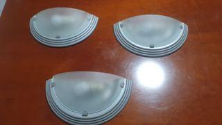 lampara lámparas apliques pasillo bombillas