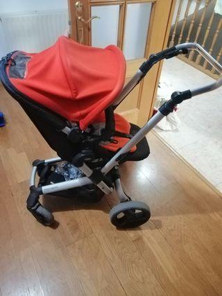carrito bebé duo jane rider