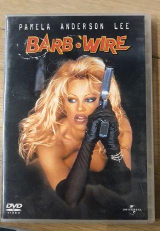 DVD BARB WIRE PAMELA ANDERSON DESCATALOGADO