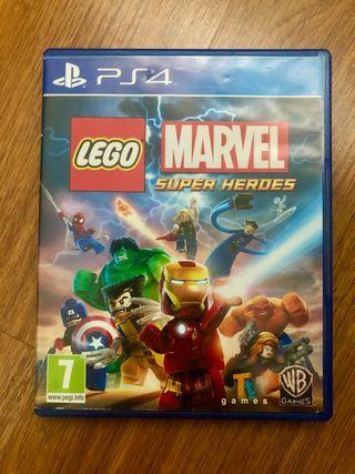LEGO MARVEL HÉROES - PS4